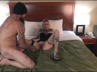Chassidy Lynn – 4k,Smoking horny milf,Hotel Escort Sex, Rough Bang, Immense Pussy filling