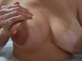 Milk Filled Titties With Beautiful Veins!