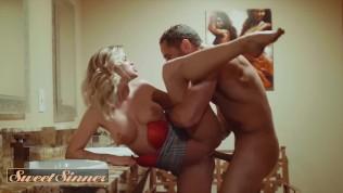 SweetSinner – Busty blond Jessa Rhodes Cheats on her Husband with his Boss