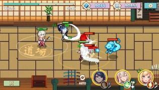 All Female Yuri Action – Ninja Maidens (Nutaku)
