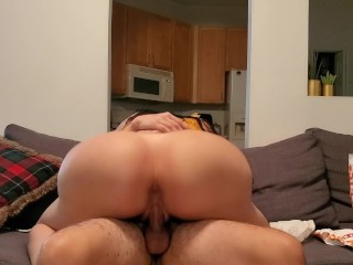 PAWG Let Me Bang Her For A Popeyes Chicken Sandwich