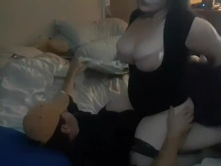 Amateur/pawg hot girl thick