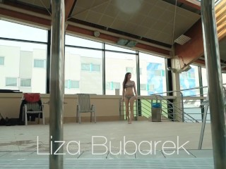 Hottest video you will see today with Liza