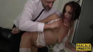 Fucked fetish submissive