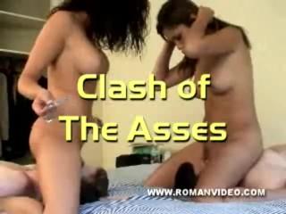 tory lane and jennifer luv facesitting ass worship smothering femdom sex