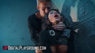 Digital Playground - Busty costume Madison Ivy gets fucked in prison