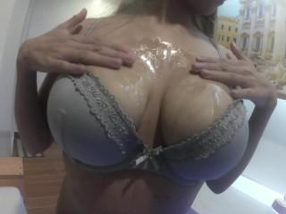 Asian Pinay Milf With Huge Natural Breast, Titjob