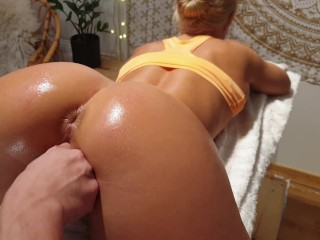 Teenager/pawg/simultaneously orgasming anal amateur from