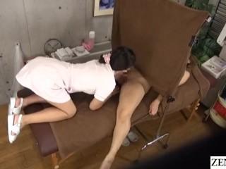 JAV therapeutic massage health center particular route subtitles
