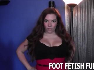 POV Feet Videos And Femdom Foot Fetish Porn