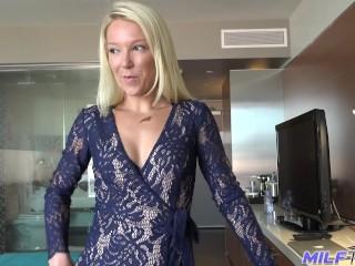 MILFTRIP Tiny Tit MILF Laura Bentley Cheats On Husband