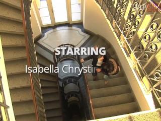VipSexVault - Hot Ebony Teen Isabella Chrystin Hard SEX with Big Czech Cock