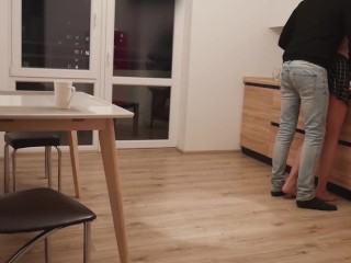 He Caught His Girlfriend Cheating With His Friend.Hidden Camera