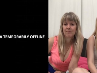 me jerking for erotic mature and pal's daughter on a webcam