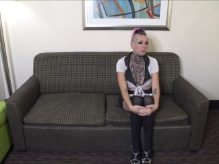 Chassidy Lynn - Smoking Hot MILF, Interview, Casting Couch, Creampie