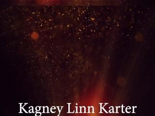 Hot Busty Dirty Blonde Kagney Linn Karter Fucks Her Sweet Pale Pussy!