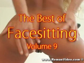 Best of Facesitting Upskirt femdom face sitting ass worship smothering