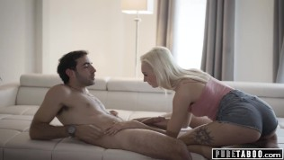 Creepy Tutor Takes Advantage Of Struggling Student-PURE TABOO