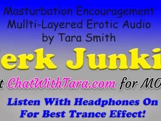 Jerk Junkie Masturbation Encouragement Erotic Audio Trance Multi-Layer Sexy