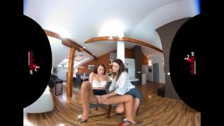 StockingsVR – Pantyhose babes katy and victoria