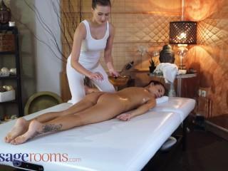 Massage Rooms big natural boobs lesbians vanessa decker and stacy cruz