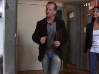 VipSexVault - Big Butt Big Boobs Real Estate Agent Rough SEX with Client
