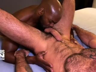 Black/bbc uncut bareback breeding ass