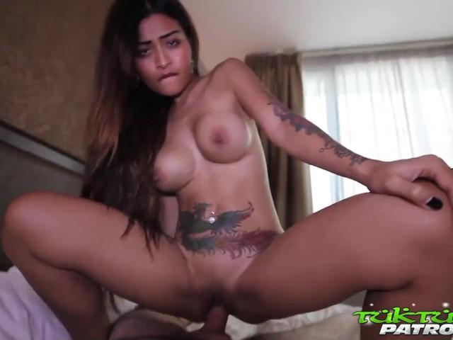 Homemade Huge Natural Tits