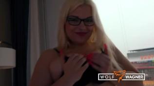 Big Booty Mariella Sun BANGED near hotel window!WOLF WAGNER wolfwagner.love