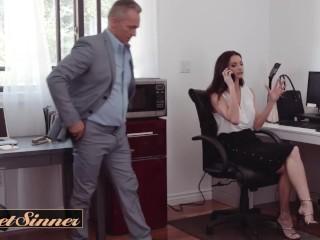 SweetSinner - cheating big tit milf switches husbands