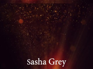 It's Dildo Drilling Q&A With Sexy Star Sasha Grey!