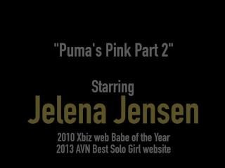 Busty Penthouse Pet Jelena Jensen & Nordic Nympho Puma Swede Eat That Cunt!