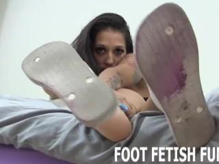 Female/fetish/femdom fetish fetish foot pov