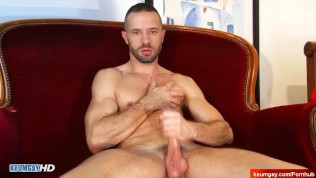 what a huge cock you have. i want to wank it now ! axel !