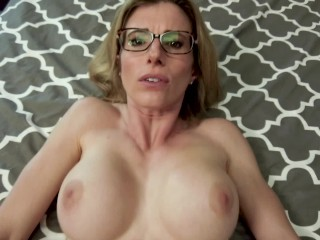 Cheating Milf With Big Boobs Gives Up Her Ass And Swallows Cory Chase
