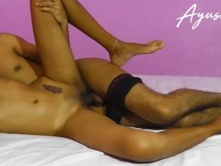 sri lankan school girl riding a dick spy cam ස්පා එකේ අයිය උඩ තියල පැද්දුව