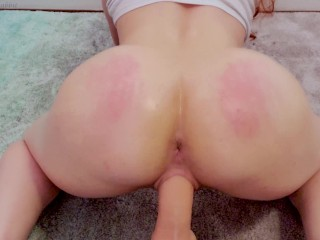 Horny Girlfriend Misses Your Cock – TheRedHeadedRabbit