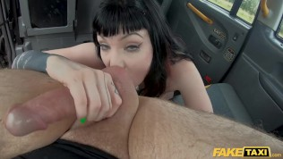Fake Taxi Lara Malvo in hard hot sex with rimming