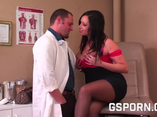 Doctor fuck my wet pussy