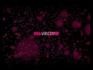 VRConk Naughty Girlfriend Shows How To Play With Prick VR Porn