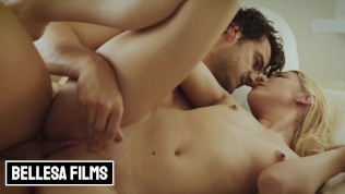 Bellesa – Small tit blonde Kenna James tries to friend zone and fails