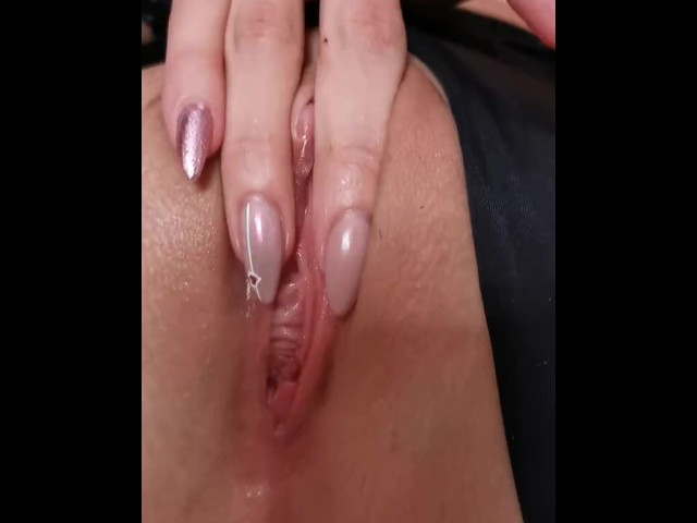 Female pussy video