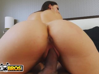 BANGBROS - Watch Her Big Ass Grinding On Cock From Your Point Of View