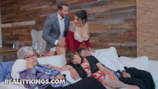 Reality Kings – phat ass cheater Ivy Lebelle loves sneaky fuck
