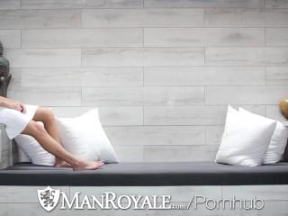 ManRoyale Bath house bait sex is the best