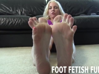 POV Toe Sucking And Foot Fetish Porn