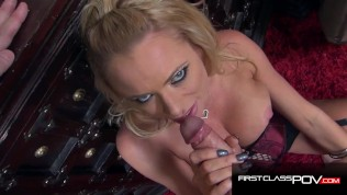 Busty MILF Briana Banks Loves young Big Dick – FirstClassPOV