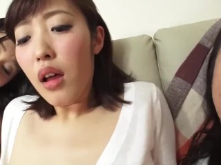 JAV housewives hardcore unchained intercourse birthday party with unmarried father