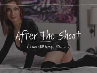 Still Horny After Shooting a Porno