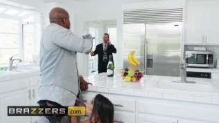 Brazzers - Phat ass Lela Star Cheats with some BBC